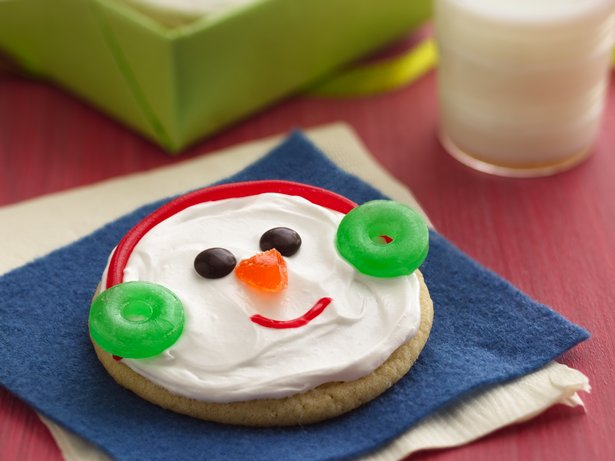 Jolly Snowman Faces