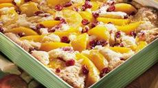 Incredible Peach Cobbler Recipe