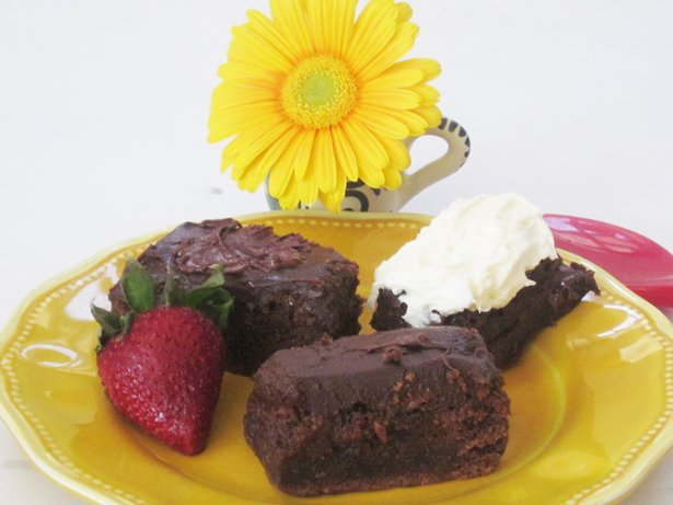 Five-Minute Brownies