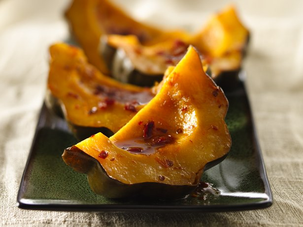 Slow Cooker Spicy Chipotle Orange Squash
