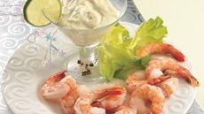 Zesty Margarita Shrimp Cocktail Recipe