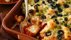 Mexican Fiesta Biscuit Bake Recipe