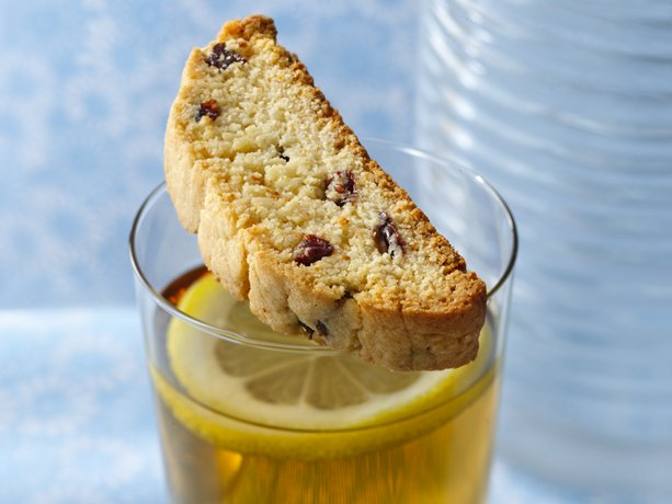 Summer Celebration Lemonade Biscotti