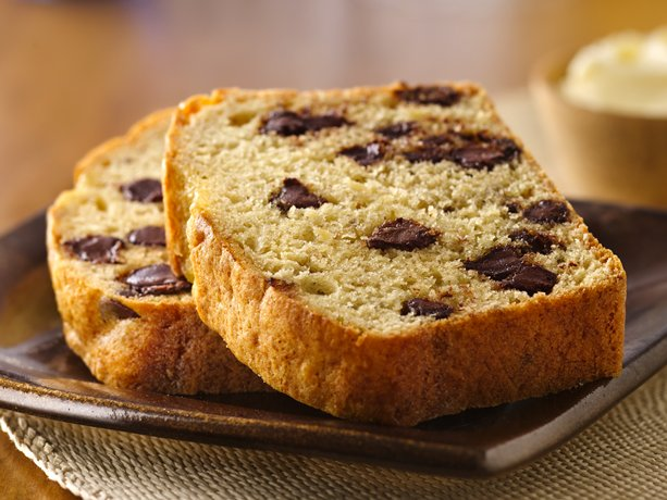 Easy Cake-Mix Banana Bread