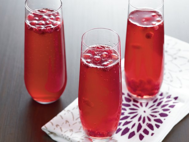 Pomegranate Sparklers