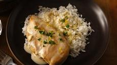 Creamy Lemon Chicken Recipe