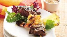 Grilled Surf and Turf Kabobs Recipe