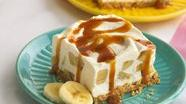 Yogurt and Banana Frozen Dessert