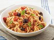 Whole Wheat Pasta Puttanesca