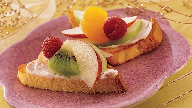 Image of Fruit Bruschetta, Pillsbury