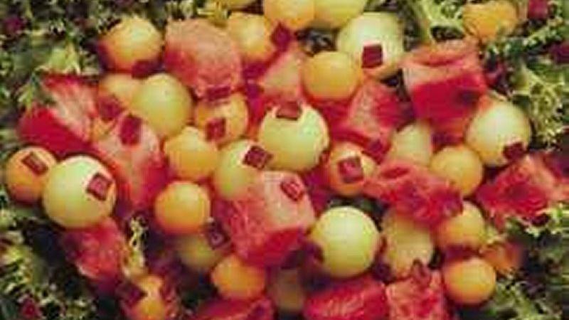 Triple-Melon Bowl recipe from Betty Crocker