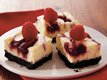Raspberry-Swirl Cheesecake Bars