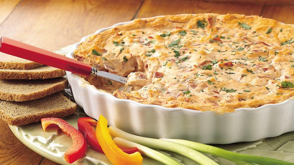 Salsa Reuben Dip recipe from Pillsbury.com