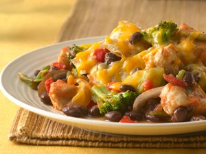 Southwest&#32;Chicken&#32;Skillet