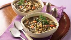 Main-Dish Minestrone Recipe