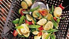 Scallop and Veggie Stir-Fry Recipe
