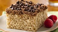 Chocolate Streusel Coffee Cake Recipe