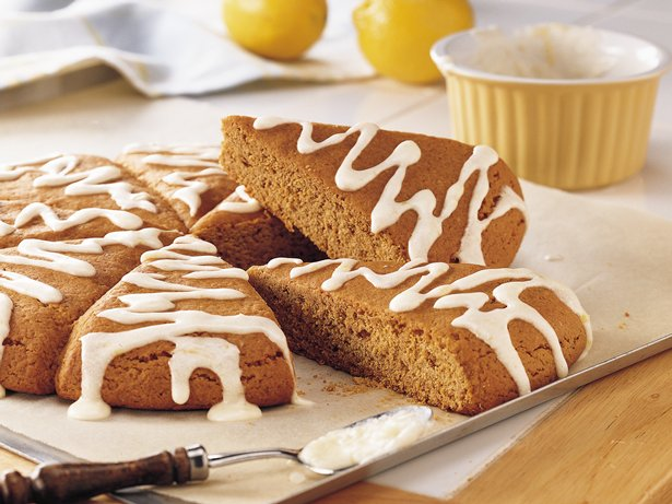 Gingerbread Wedges