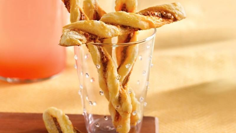 Chili-Cheese Twists