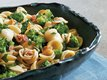 Orecchiette with Broccoli in Garlic Oil