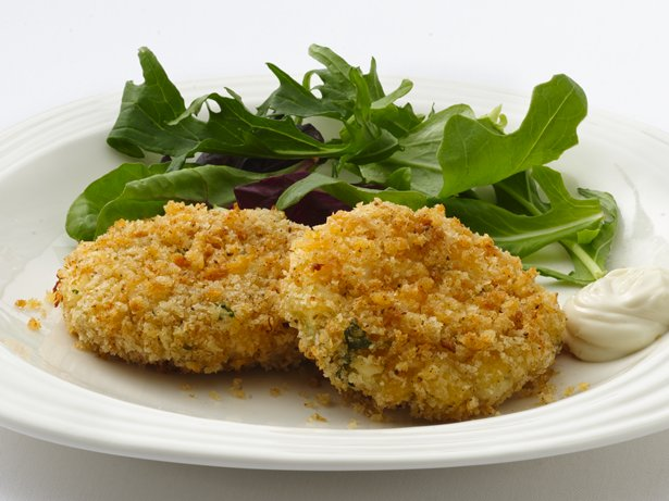 Crab Cakes Chiarello