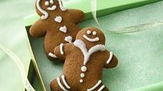 Gingerbread Cookies with Royal Icing Recipe