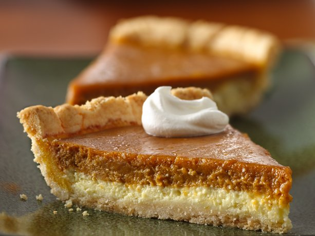 Image of Cream Cheese Pumpkin Pie (gluten Free), Betty Crocker