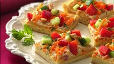 Thai Appetizer Pizza Recipe