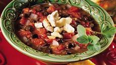 Chipotle-Black Bean Chili Recipe