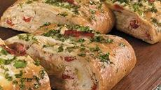 Chicken-Chile Stromboli Recipe