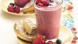 Mixed-Berry Smoothies