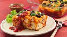 Grands! Fiesta Chicken Casserole Recipe