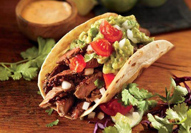 Treat your family to restaurant-style steak tacos tonight!