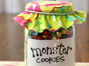 Monster Cookies-in-a-Jar