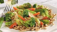 Chow Mein Stir-fry Recipe
