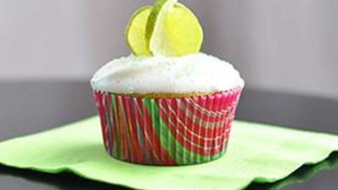 Key Lime Cheesecake Cupcakes