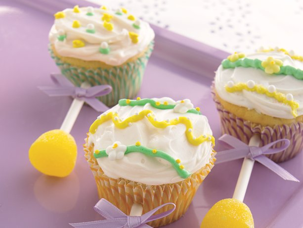 Sonajero Cupcakes