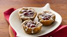 Chocolate Chip-Almond-Cherry Cups Recipe