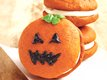 Jack-o-Lantern Whoopie Pies