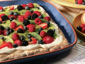 Easy&#32;Fresh&#32;Fruit&#32;Tart