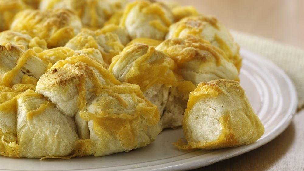 Cheddar Cheese Pull Apart recipe from Pillsbury.com