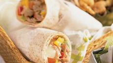 Philly Cheese Steak Wraps Recipe