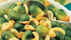 Apricot-Glazed Brussels Sprouts Recipe