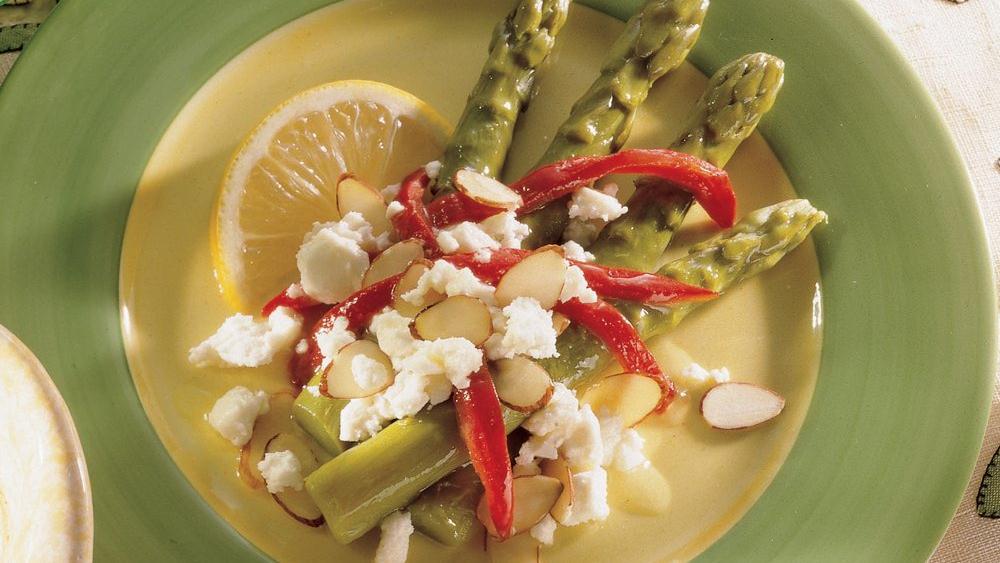 Splendid Asparagus Salad