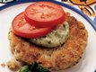 Crab Cakes Italiano