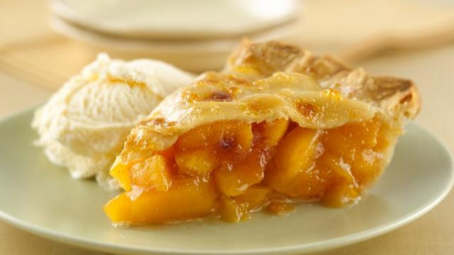 Peach Pie Recipe from Pillsbury