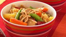 Sweet-and-Sour Pork and Vegetables Recipe