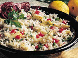 Image of Artichoke-rice Salad, Betty Crocker