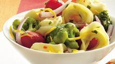 Cheesy Tortellini Salad Recipe