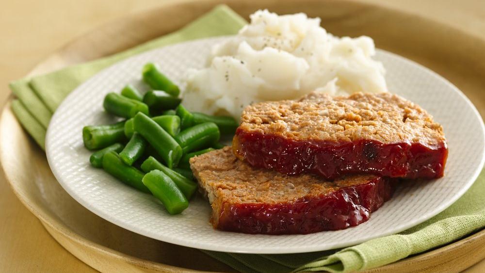 Tastiest Turkey Meat Loaf